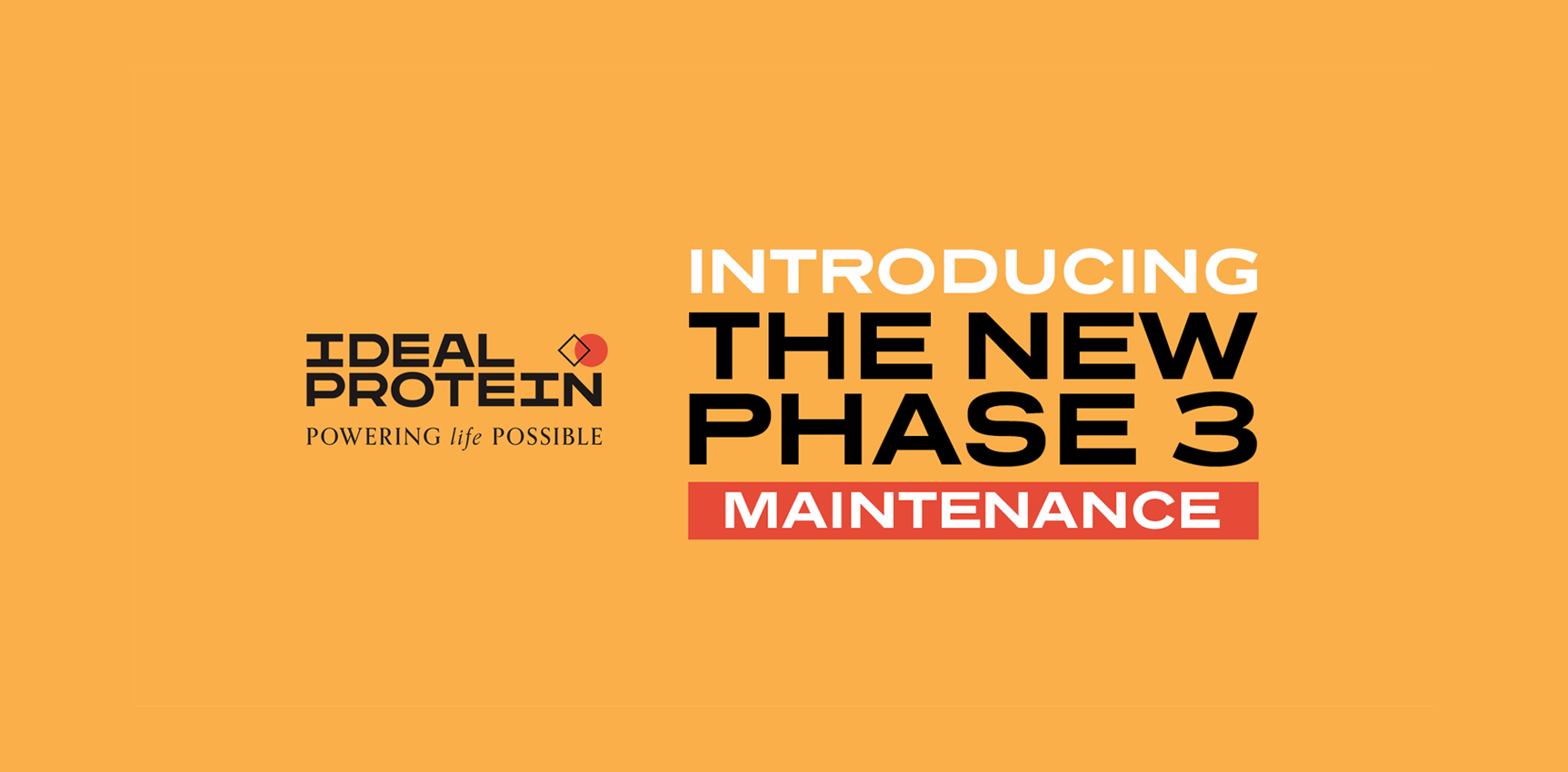 new phase 3 ideal protein
